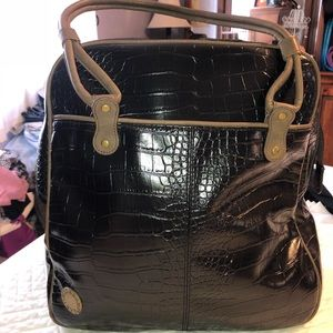 Billabong carryon style bag